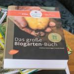 Erhielt gleich zwei Auszeichnungen: Das große Biogarten-Buch