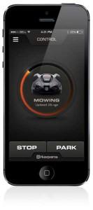 Automower Connect App von Husqvarna