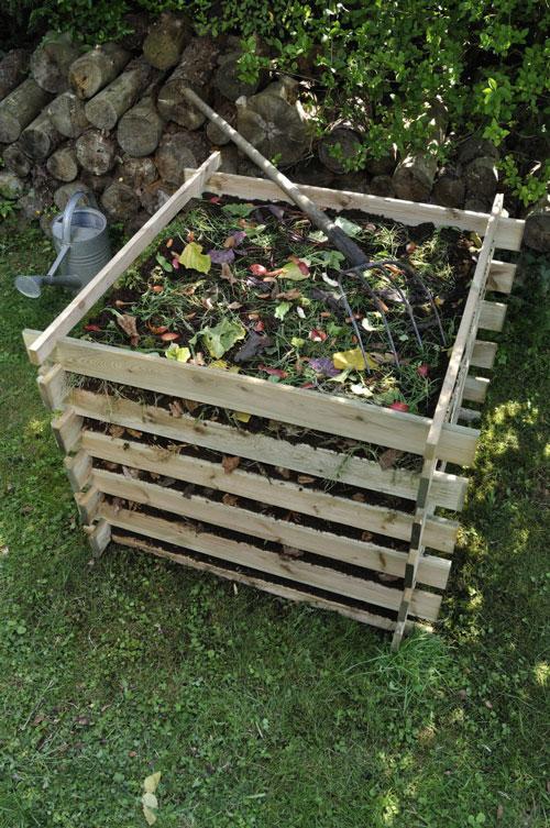 wann den kompost umsetzen. Black Bedroom Furniture Sets. Home Design Ideas